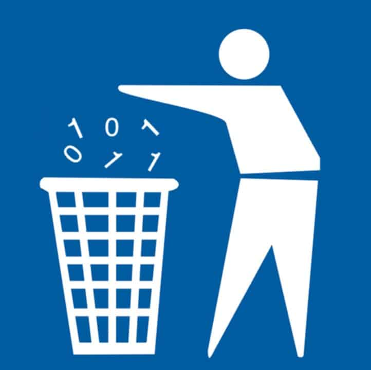 Calipio prevents data garbage